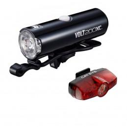 Zestaw lamp CATEYE HL-EL060...