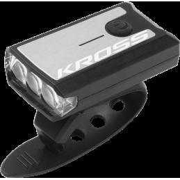 Lampa KROSS przód NEAT USB