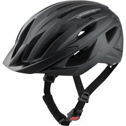 Kask ALPINA PARANA BLACK MATT