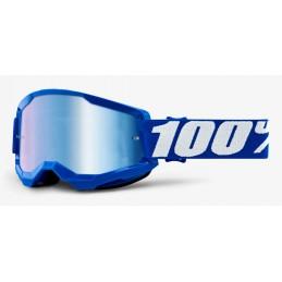 Gogle 100% STRATA 2 BLUE...