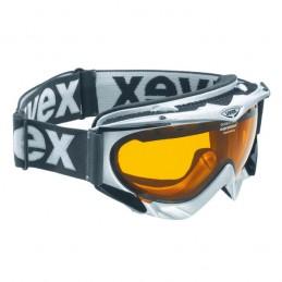 Gogle UVEX APACHE silver 5029