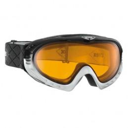 Gogle UVEX F2 sreb/czarne 2529
