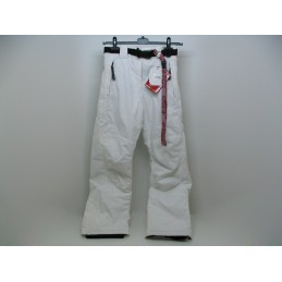Spodnie IGUANA IYDU20 40 white