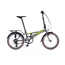 SIMPLEX M grafitowy(mat) rower AUTHOR'21