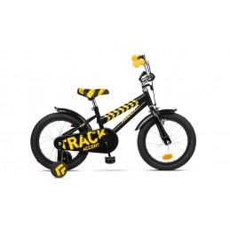 "Rower ACCENT Track 16""  czarny"