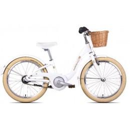 """Rower Unibike Lily 20"""" Biały"""