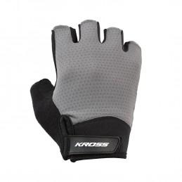 Rękawiczki KROSS ACTIVE M GY